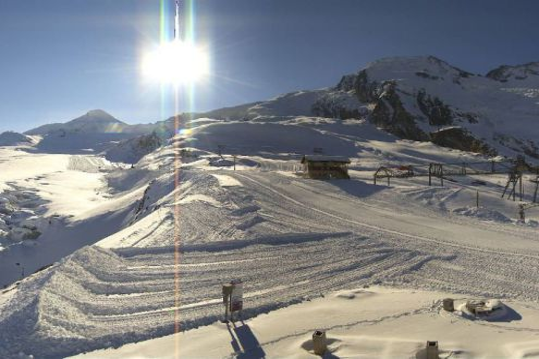 Lauterbrunnen, Switzerland - Weather to ski - Snow report, 4 February 2016