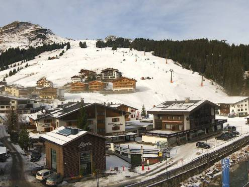 Damüls, Austria - Weather to ski - Snow report, 8 February 2016