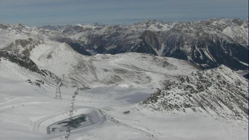 Lauchernalp, Switzerland - Weather to ski - Snow report, 8 February 2016