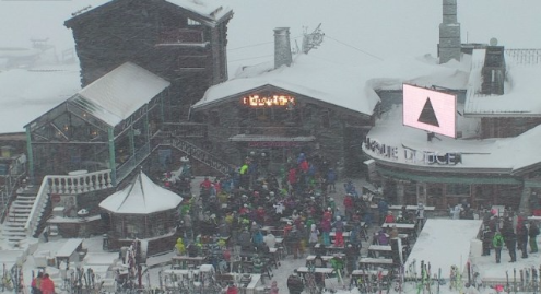 Val d'Isère, France - Weather to ski - Snow forecast, 9 February 2016