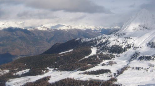 Madonna di Campiglio, Italy - Weather to ski - Snow report, 11 February 2016