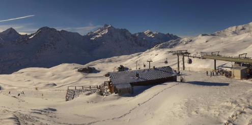 Santa Caterina, Italy - Weather to ski - Today in the Alps, 15 February 2016