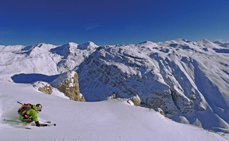 Val d'Isère, France - Weather to ski - Top 10 late season ski resorts, Europe - Photo: Agence Nuts - Val d'Isère Tourist Office