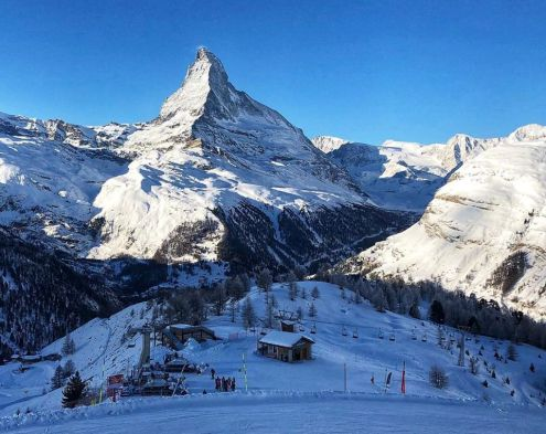 Zermatt, Switzerland - Weather to ski - Snow report, 29 February 2016