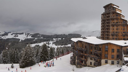 Avoriaz, France - Weather to ski - Today in the Alps, 2 March 2016