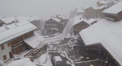 Méribel, France - Weather to ski - Today in the Alps, 3 March 2016