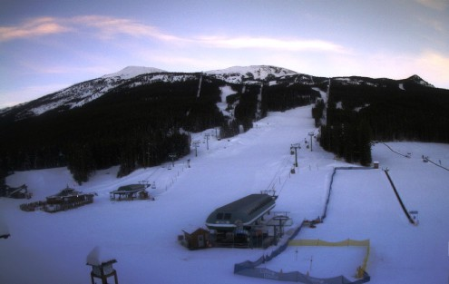 Big White, Canada - Weather to ski - Snow report, 3 March 2016