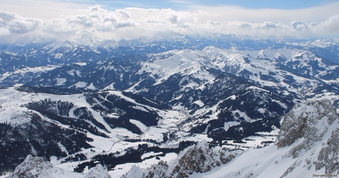 Hochkönig, Austria - Weather to ski - Today in the Alps, 5 March 2016