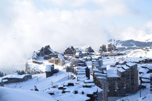 La Plagne, France - Weather to ski - Snow report, 7 March 2016