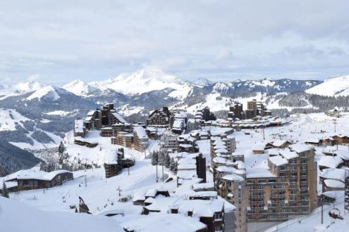 Avoriaz, France - Weather to ski - Snow report, 10 March 2016