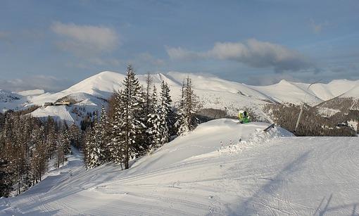 Bad Kleinkirchheim, Austria - Weather to ski - Season progress report, 10 March 2016