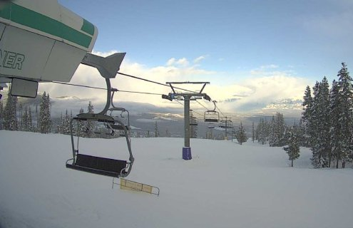Whistler, Canada - Weather to ski - Snow report, 17 March 2016