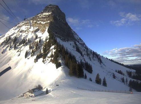 Zwischenflüh, Switzerland - Weather to ski - Snow report, 21 March 2016