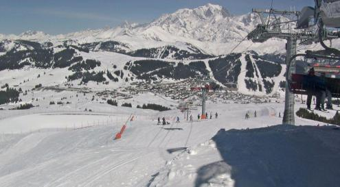 Les Arcs, France - Weather to ski - Snow report, 14 April 2016