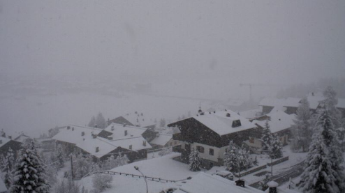 Livigno, Italy - Weather to ski - Today in the Alps, 18 April 2016