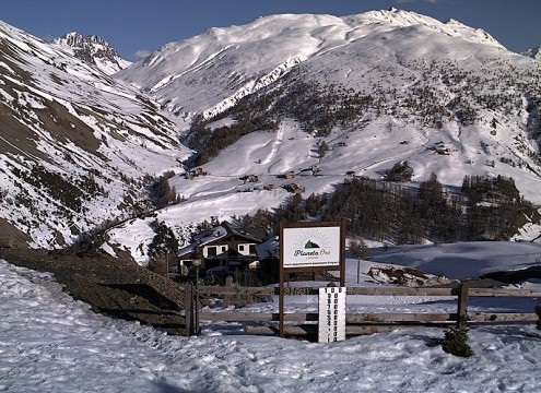 Cervinia, Italy - Weather to ski - Snow report, 21 April 2016