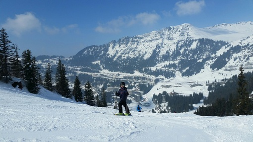 Flaine, France - Weather to ski - Our blog: Why does Flaine have such a good snow record?