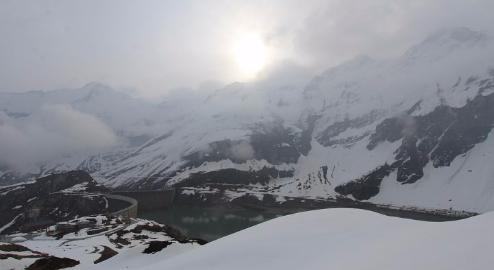 Kaprun, Austria - Weather to ski - Today in the Alps, 23 April 2016