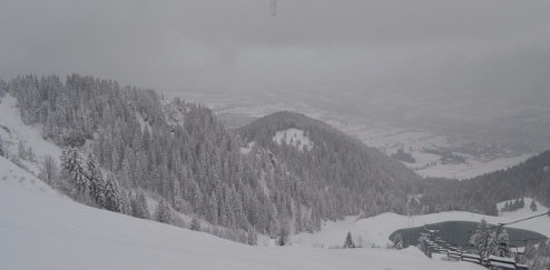 Brauneck Garland, Germany - Weather to ski - Today in the Alps, 25 April 2016