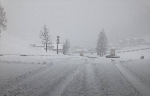 Zauchensee, Austria - Weather to ski - Today in the Alps, 27 April 2016