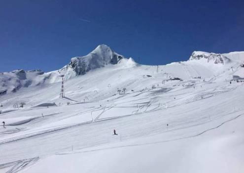 Kitzsteinhorn glacier, Kaprun, Austria - Best places to ski in the Alps in May
