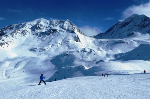 Les Arcs, France - Weather to ski - Our blog: How good is Les Arcs' snow record?
