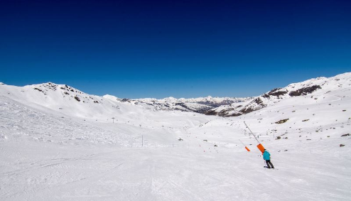 Val Thorens, France - Weather to ski - Snow news, 7 May 2016