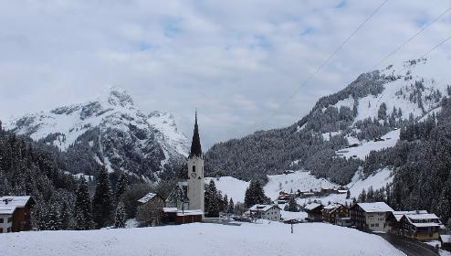 Schröcken, Austria - Weather to ski - Snow news, 17 May 2016