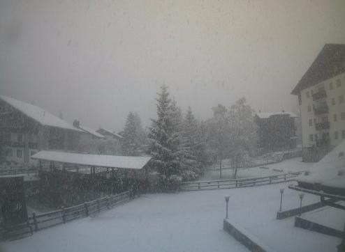 Champoluc, Italy - Weather to ski - Snow news, 23 May 2016