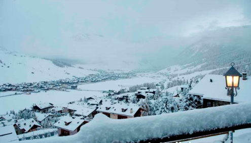 Livigno, Italy - Weather to ski - Who got the most snow in the Alps in 2015-16?
