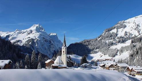 Warth-Schröcken, Austria - Weather to ski - Who got the most snow in the Alps in 2015-16?