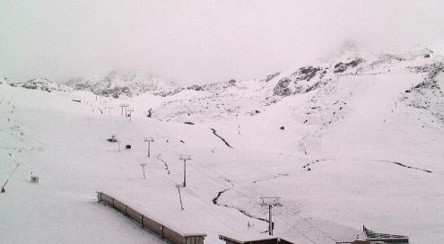 Ischgl, Austria - Weather to ski - Snow news, 14 July 2016