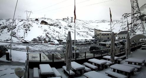 Passo Stelvio, Italy - Weather to ski - Snow news, 14 July 2016