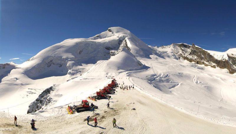 Saas-Fee, Switzerland - Weather to ski - Snow news, 20 September 2016