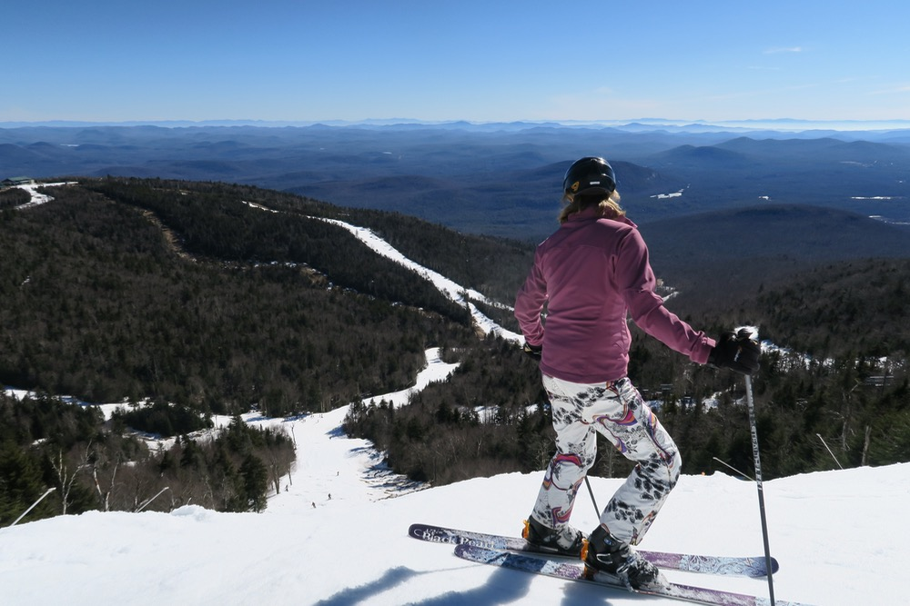 Gore Mountain, NY, USA - Weather to ski - Who got the most snow in North America in 2015-16