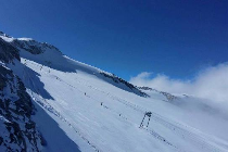 Where to ski in the Alps in October - Weather to ski - Hintertux, Austria