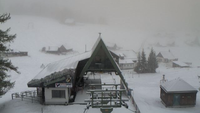 Aflenzer Bürgeralm, Austria – Weather to ski – Today in the Alps, 6 October 2016