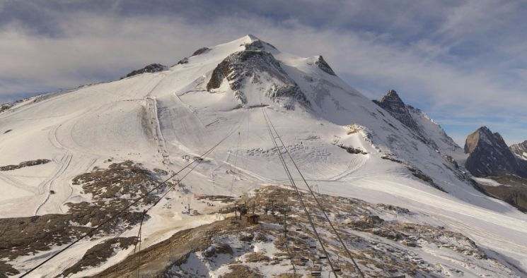 Tignes, France – Weather to ski – Today in the Alps, 6 October 2016