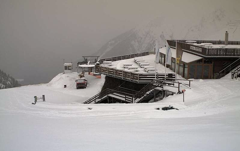 Foppolo, Italy - Weather to ski - Today in the Alps, 11 October 2016
