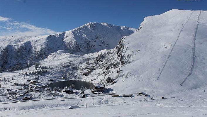 Falkert Heidialm Bergresort, Austria – Weather to ski – Today in the Alps, 21 October 2016