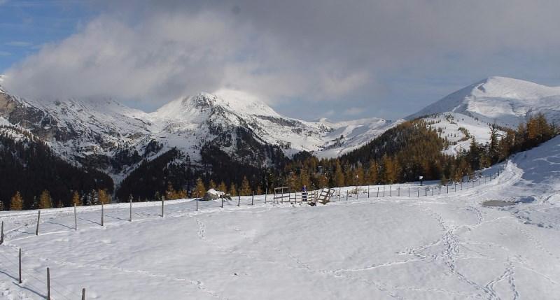 Bad Kleinkirchheim, Austria – Weather to ski – Today in the Alps, 23 October 2016