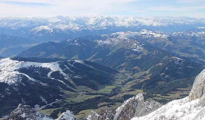 Hochkönig, Austria – Weather to ski –Today in the Alps, 24 October 2016