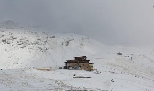 Grossglockner, Austria – Weather to ski – Today in the Alps, 3 November 2016