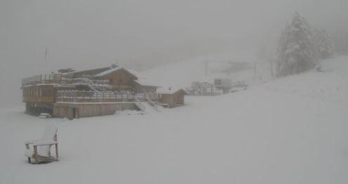 Bardonecchia, Italy – Weather to ski – Today in the Alps, 5 November 2016