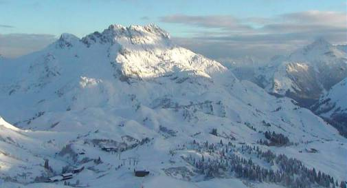 Lech, Austria – Weather to ski – Today in the Alps, 8 November 2016