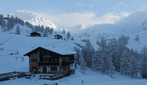 Astental, Austria – Weather to ski – Today in the Alps, 8 November 2016