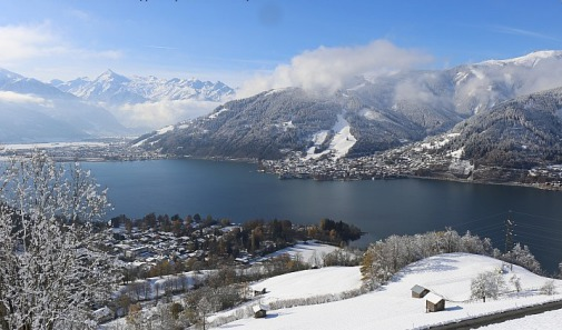 Zell-am-See, Austria – Weather to ski – Today in the Alps, 9 November 2016