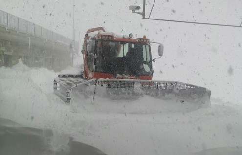 Monterosa Ski, Italy – Weather to ski – Today in the Alps, 23 November 2016