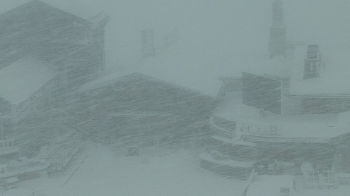 Val d'Isère, France – Weather to ski – Today in the Alps, 24 November 2016