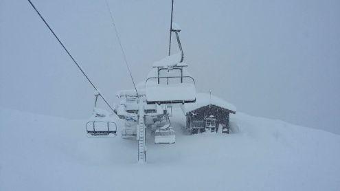 Val Cenis, France – Weather to ski – Today in the Alps, 25 November 2016